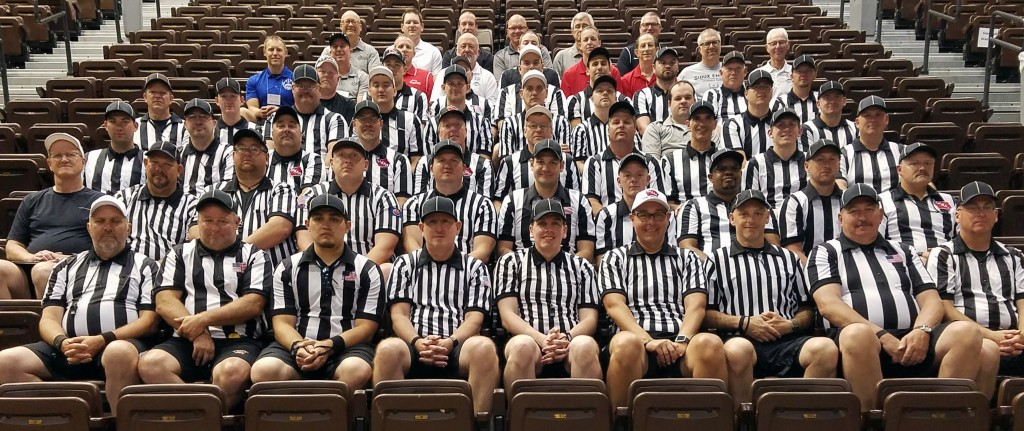 Referee Pic